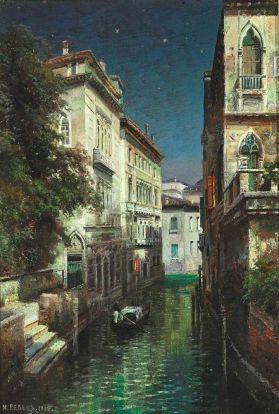 Вельц, Иван - Венеция в лунном свете