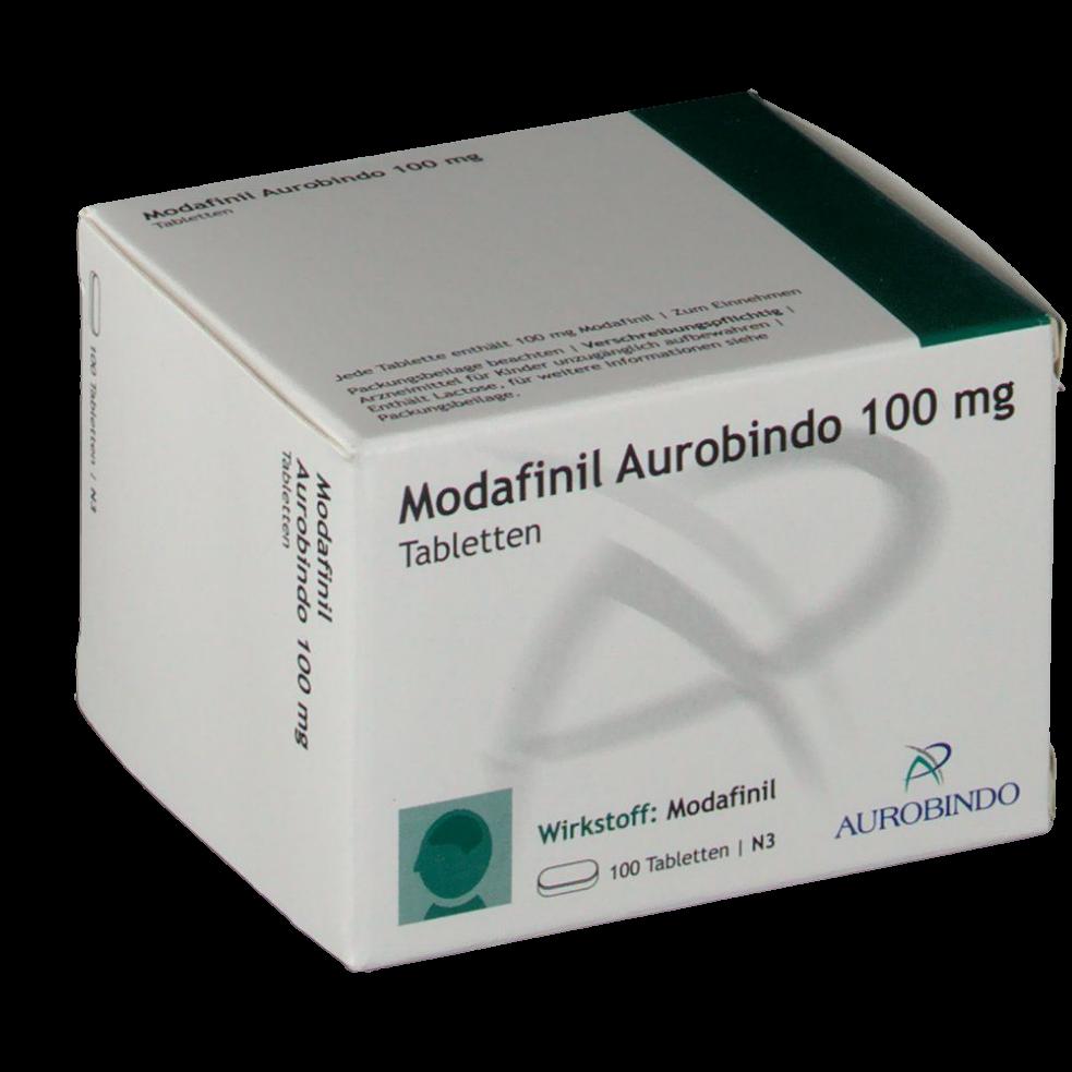 Модафинил 100мг 100таб