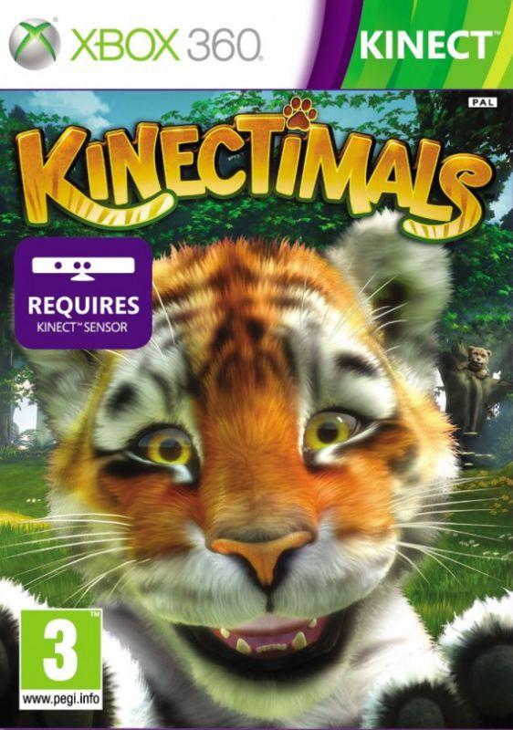 Игра Kinectimals (XBOX 360)