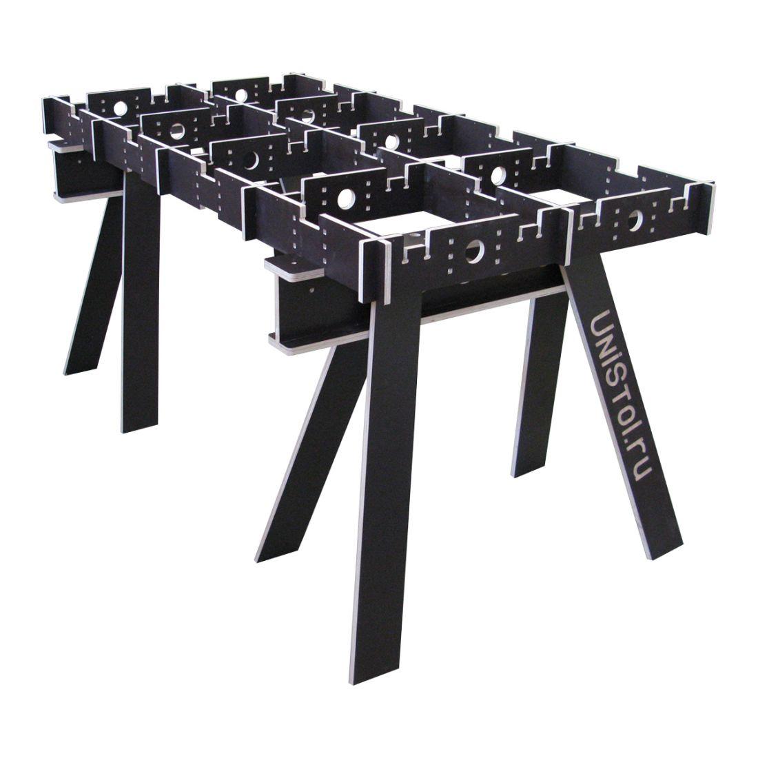Ячеистый стол для раскроя листовых материалов 1600x800 мм без столешницы
