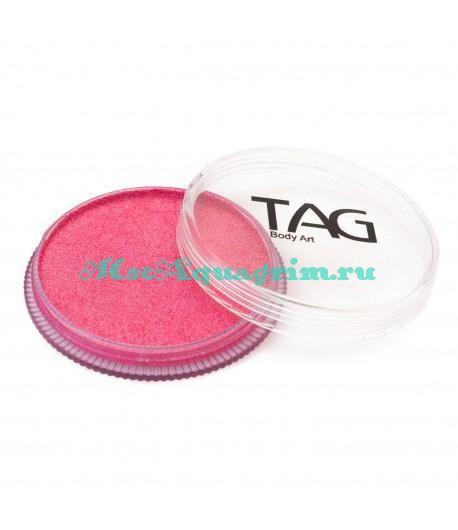 Аквагрим перламутровый розовый