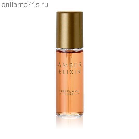 Парфюмерная вода Amber Elixir. Мини-спрей