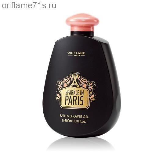 Гель для душа и ванн Sparkle in Paris