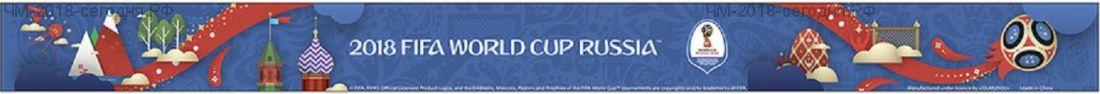 Сувенирная ленточка на автомобиль Россия 50 х 4 см 2018 FIFA World Cup Russia