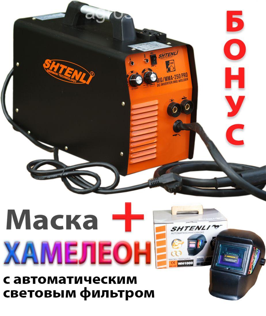 Сварочный аппарат SHTENLI MIG/MMA-250 PRO