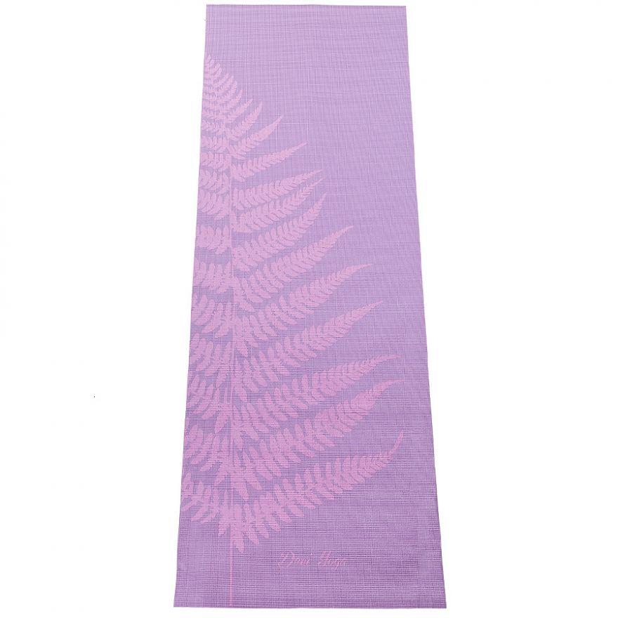 Коврик для йоги Папоротник 183*61*0,4см