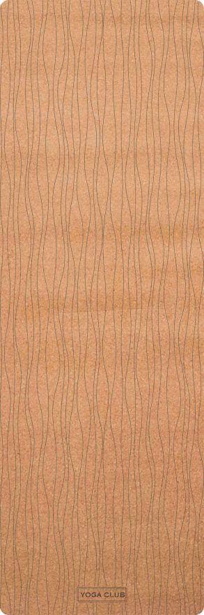 Пробковый коврик Lines 183*61*0,3см