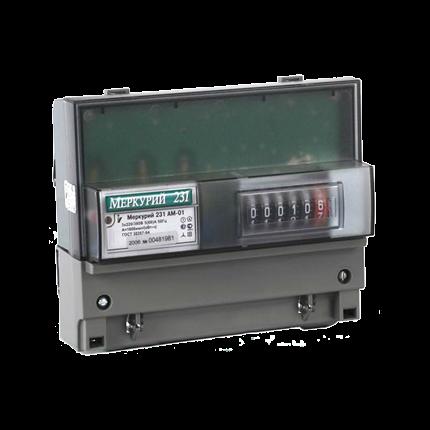 Счётчик Меркурий 231 АМ-01 трёхфазный