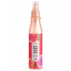 WELCOS Around me Rose Hip Perfume Water Essence 200мл - Парфюмированная эссенция для волос с маслом шиповника