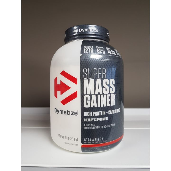Dymatize - Super Mass Gainer  (2722г/6lb)