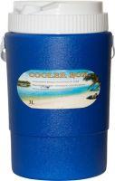 Изотермическая термо-бочка Cool для напитков 3 литра синий