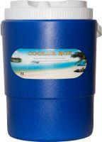 Изотермическая термо-бочка Cool для напитков 8 литров синий