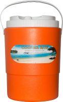 Изотермическая термо-бочка Cool для напитков 8 литров оранжевый