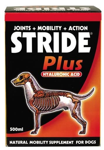 """TRM """"Stride"""" Сироп для собак 500 мл."""