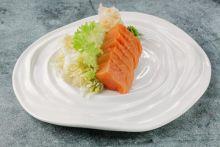 Сашими из лосося х/к