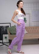 свободные женские брюки