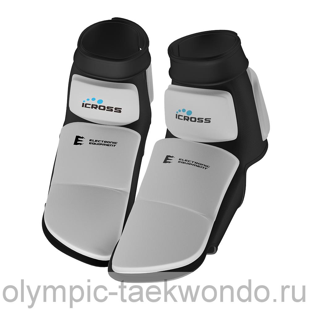 Электронные (сенсорные) носки (футы) iCROSS (айкросс) для системы KPnP
