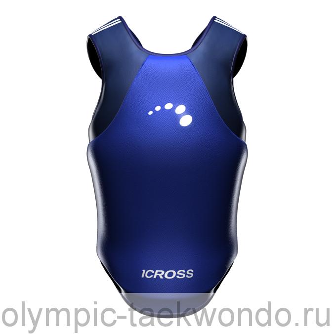 Электронный защитный жилет (протектор) ICROSS ANATOMY