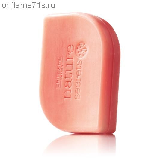 Мыло с увлажняющим эффектом «Базилик и персик»
