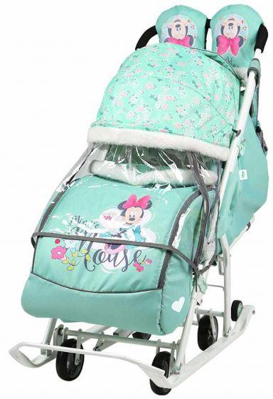 Disney baby 2 Минни Маус мятный