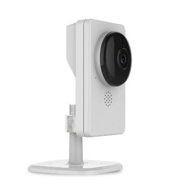 Камера комнатная панорамная CGSS WC60 (WiFi + Ethernet, интереком, ИК-подсветка, 1080p)