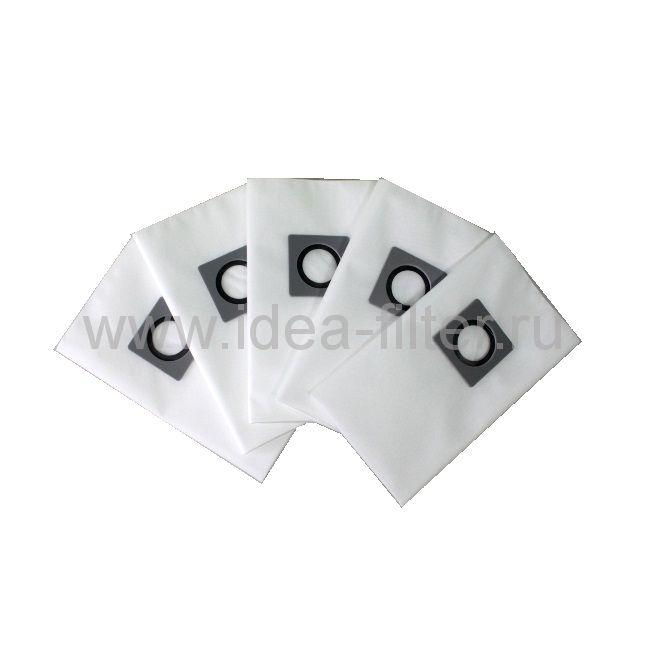 IDEA C-11 мешок для пылесоса SOTECO 5 штук синтетический (65 L)