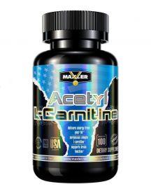 Acetyl L-Carnitine maxler 100капс
