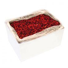 Frozen Redcurrant IQF, 10kg carton box