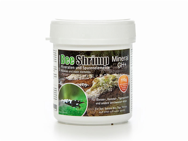 Bee Shrimp Mineral GH+ 110g /230g /850g