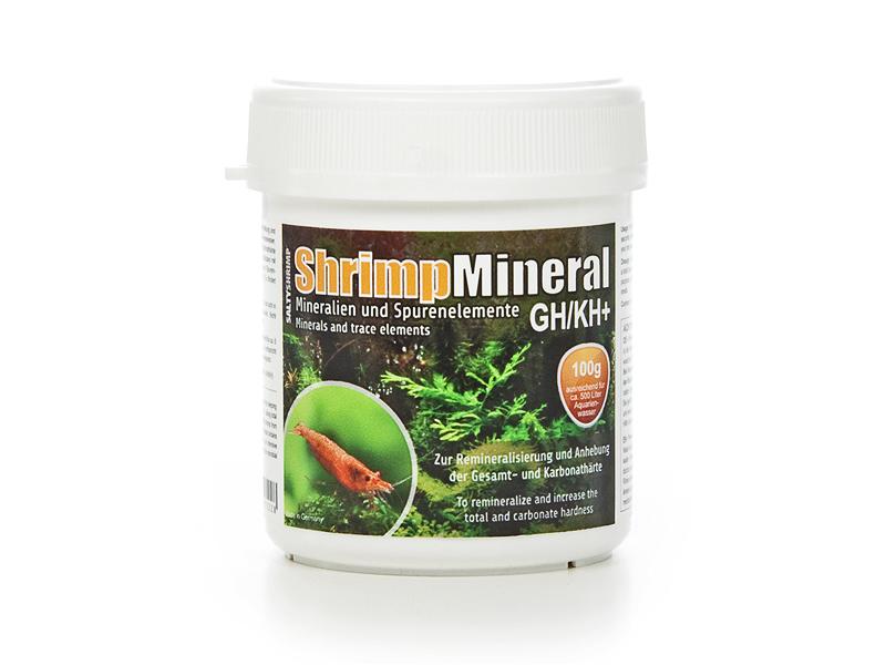 Shrimp Mineral GH/KH+ 100g /200g /750g