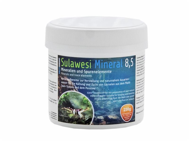 Sulawesi Mineral 8,5 110g /230g /800g /2800g