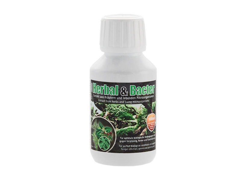 Herbal & Bacter 100 ml /250ml
