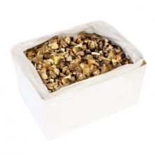 Frozen Brown-cap boletus, IQF, cubes, 5kg carton box