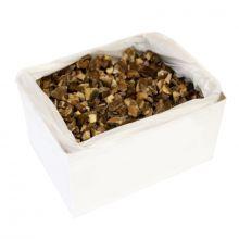Frozen CEP, IQF, cubes, 5kg carton box