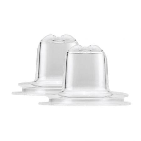 Соска-носик для бутылочки с узким горлышком, набор из 2-х (Арт. SR210)