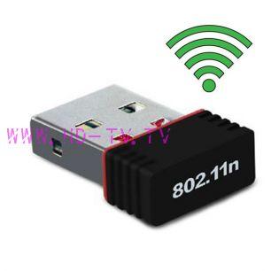 мини Wi-Fi адаптер 150Mbps USB 2.0