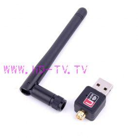 Wi-Fi адаптер со съёмной антенной