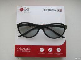 Очки 3D для ТВ