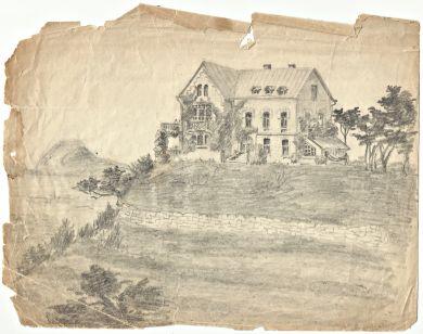 Дом дяди в Пятигорске