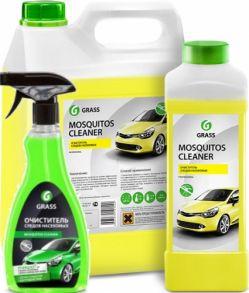 """Средство для удаления следов насекомых """"MOSQUITOS CLEANER"""" GRASS"""