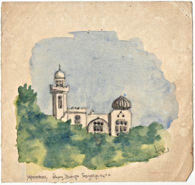 Дворец эмира