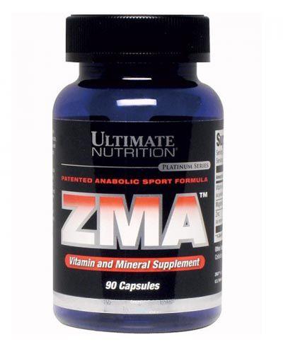 ZMA (Patented) 90 капс. ULT (USA)