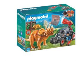 Набор Playmobil 9434 Автомобиль с установкой