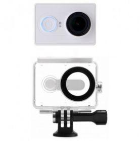 Экшн-камера Xiaomi YI Action Camera Basic Edition + Waterproof Case Kit (EU) Белый