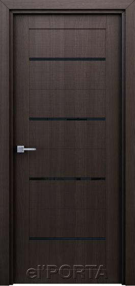 Дверь межкомнатная Орион ПО| Wenge Kraft