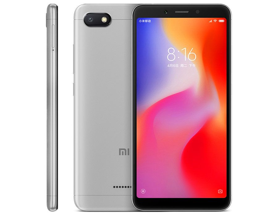 Xiaomi redmi 6A 2/16 gb