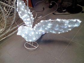 мотив светодиодный 3D-птица 53х64х50см