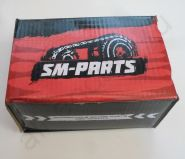 "Камера  SM-PARTS 18""  4.00/4.50-18  TR4  Бутил"