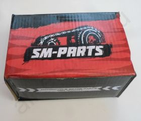 "Камера  SM-PARTS 21""  3.00/3.25-21  TR4  Бутил"