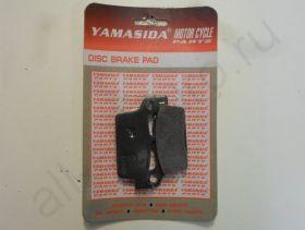 Колодки Yamasida (Vesrah VD250 / Nissin 219)